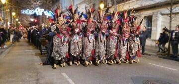 XV Parada Mora organizada por la Falla Jacinto Benavente-Reina Doña Germana 20200307_121704 (64)
