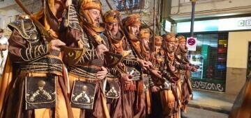 XV Parada Mora organizada por la Falla Jacinto Benavente-Reina Doña Germana 20200307_121704 (67)