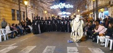 XV Parada Mora organizada por la Falla Jacinto Benavente-Reina Doña Germana 20200307_121704 (69)