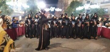 XV Parada Mora organizada por la Falla Jacinto Benavente-Reina Doña Germana 20200307_121704 (70)