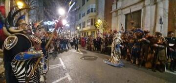 XV Parada Mora organizada por la Falla Jacinto Benavente-Reina Doña Germana 20200307_121704 (71)