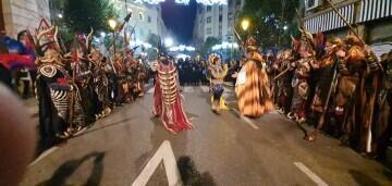 XV Parada Mora organizada por la Falla Jacinto Benavente-Reina Doña Germana 20200307_121704 (72)