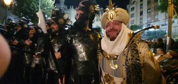 XV Parada Mora organizada por la Falla Jacinto Benavente-Reina Doña Germana 20200307_121704 (73)