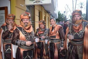 XV Parada Mora organizada por la Falla Jacinto Benavente-Reina Doña Germana 20200307_121704 (92)