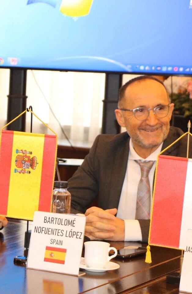 Responsable de relaciones con EUROPA de Eumans , Eurorex y Ayuntamento de Quart de Poblet