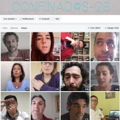 Nace 'Confina@s20', un proyecto para documentar en redes sociales cómo se vive la crisis del COVID-19 desde los hogares