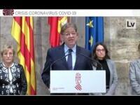 La Generalitat toma la decisión de suspender y aplazar las Fallas de Valencia