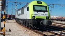 Locomotora Captrain