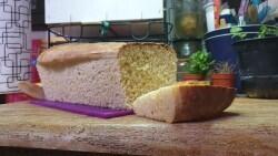 Pan de molde casero la receta fácil para que quede tierno y esponjoso