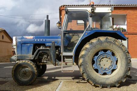 Tractor para el campo