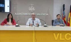 Rueda de premsa  L'alcalde, Joan Rib—, i els vicealcaldes, Sandra G—mez i Sergi Campillo, informaran als mitjans dels assumptes tractats a la Comissi— de Seguiment de la crisi del coronavirus.