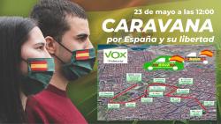 Cartel-caravana