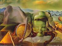 Enigma sin fin, Dalí