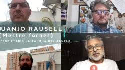 Entrevista a Juanjo Rausell Presidente Gremio de Panaderos y gerente de La Tahona Del Abuelo
