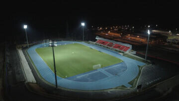 La Nucia Estadi Olimpic noct 1 2019