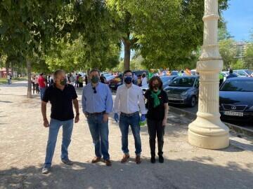 caravana de protesta VOX Valencia (8)