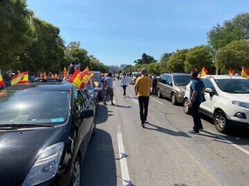 caravana de protesta VOX Valencia (9)