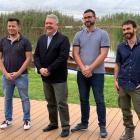 La Falla Espartero Gran Vía Ramón y Cajal ya tiene artistas para las Fallas 2022