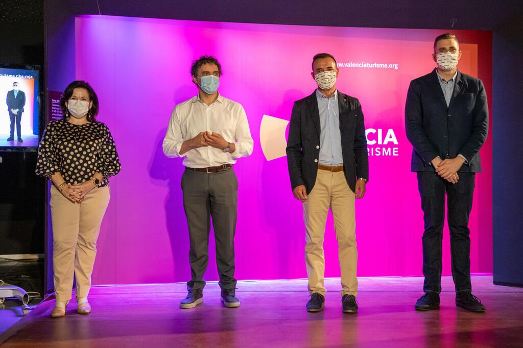Gómez, Colomer, Raga y Mayor en el Cub
