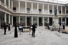 GravacióLaNauLaRemembrança-Serenates 2020. Foto Eduardo Alapont