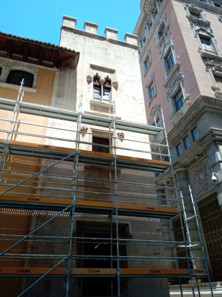 0701 obres Casa Natalícia Sant Vicent Ferrer 1