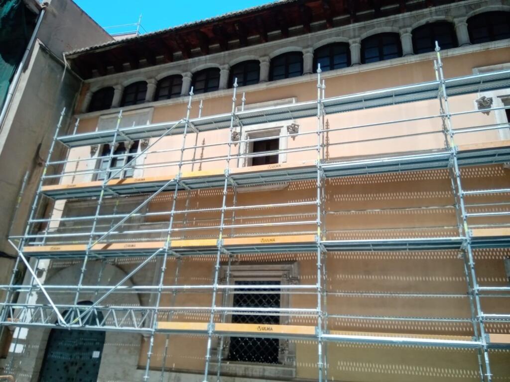 0701 obres Casa Natalícia Sant Vicent Ferrer 3