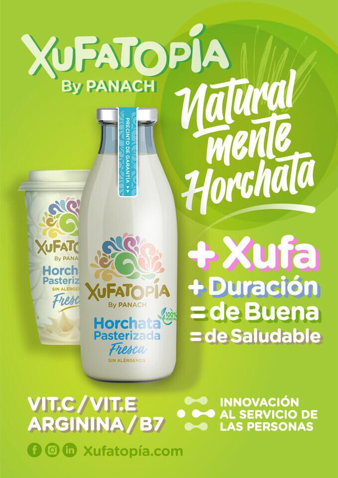 Xufatopia-naturalmente horchata
