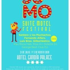 Nace Suite Motel Festival, conciertos en hoteles con alojamiento y pensión completa