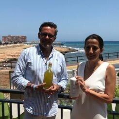La UMH desarrolla un licor de limón ecológico de la Vega Baja sin aditivos